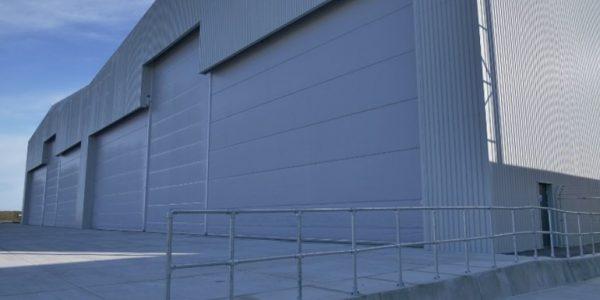 Aircraft refurbishment facility, Norwich Airport